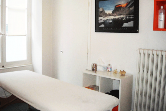 Salle massage cabinet moroy